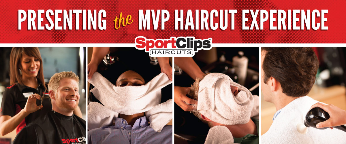 The Sport Clips Haircuts of Deptford - Staples Center  MVP Haircut Experience