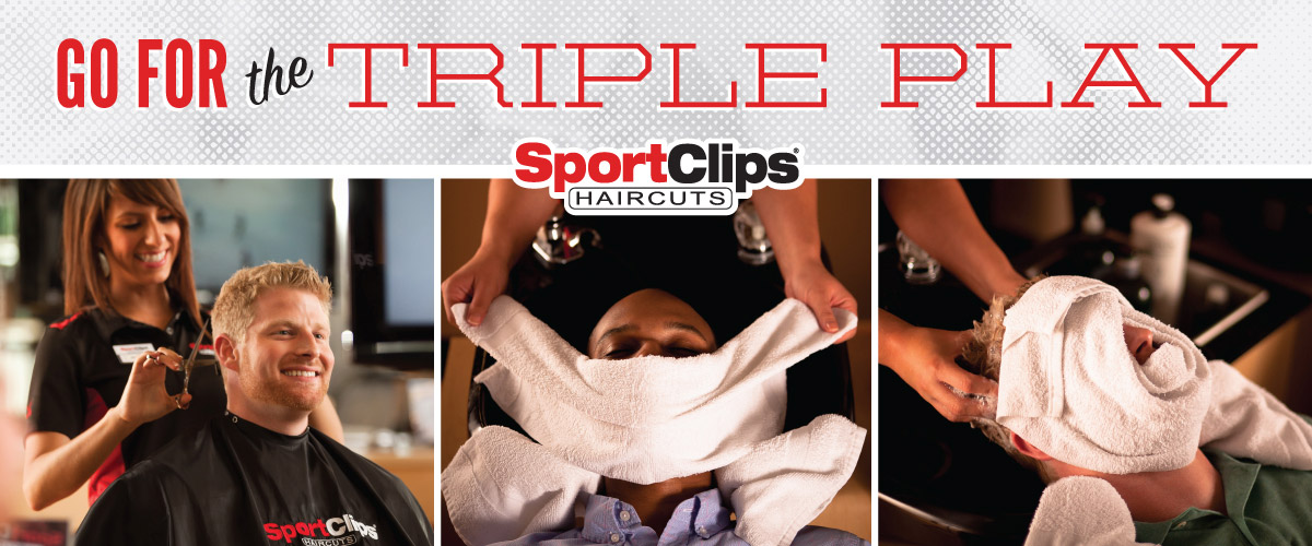 The Sport Clips Haircuts of Deptford - Staples Center  Triple Play